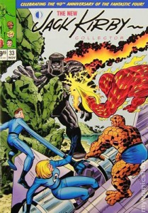 The Jack Kirby Collection II