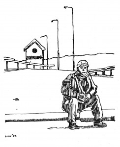 Really Lonely Soldier illustrated by Mark Lerer
