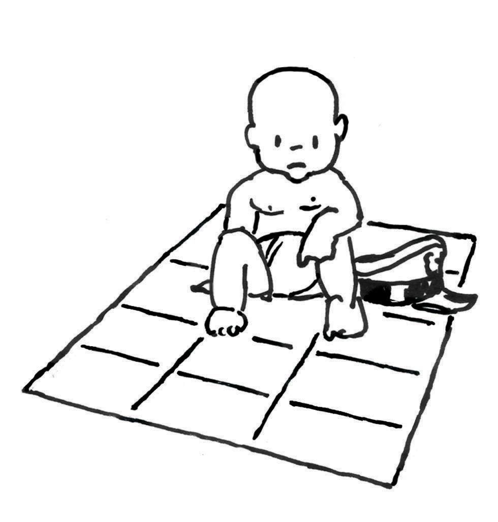 Looking a little bummed out. - Little General by Mark Lerer