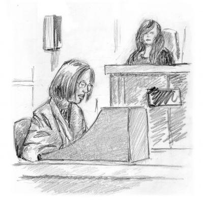 20-Court-Sketch-Stenographer