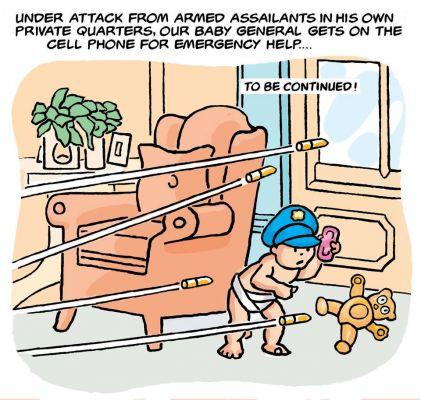 under-attack-little-general-by-mark-lerer