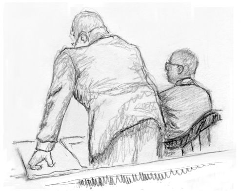 3-Court-Sketch-Lawyer-Rising