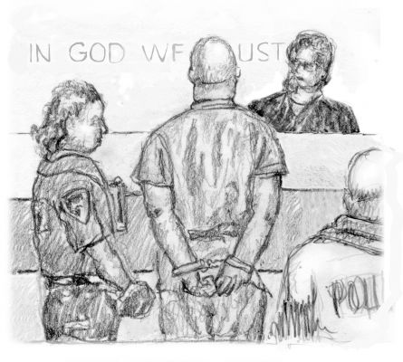 21-Court-Sketch-Prisoner-in-Cuffs