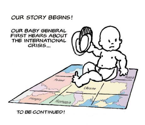1-International-Crisis-Little-General-by-Mark-Lerer