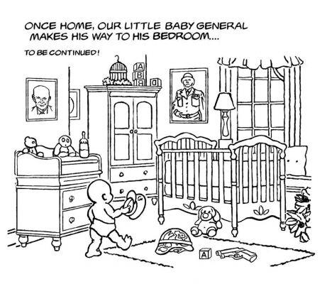 14-International-Crisis-Little-General-by-Mark-Lerer