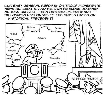 11-International-Crisis-Little-General-by-Mark-Lerer