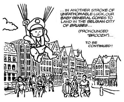 7-International-Crisis-Little-General-by-Mark-Lerer