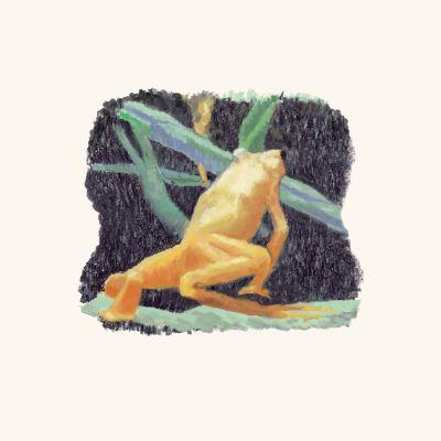 Golden-mantella-frog-by-Mark-Lerer