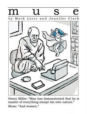Muse - Henry Miller